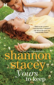 Yours to Keep (Hqn) - Shannon Stacey