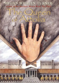 The Queen of Attolia (The Queen's Thief, #2) - Megan Whalen Turner