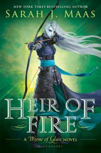 Heir of Fire - Sarah J. Maas