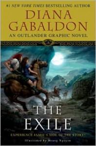 The Exile: An Outlander Graphic Novel - Diana Gabaldon, Hoang Nguyen