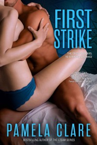 First Strike - Pamela Clare