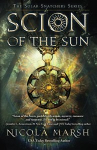 Scion of the Sun - Nicola Marsh