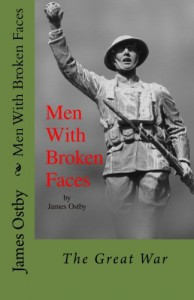 Men With Broken Faces - Mr. James Ostby