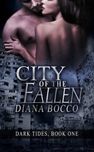 City of the Fallen - Diana Bocco
