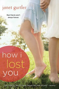 How I Lost You - Janet Gurtler