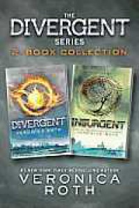 The Divergent Series 2-Book Collection (Divergent, #1-2) - Veronica Roth