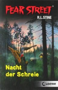 Nacht Der Schreie - R.L. Stine