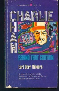 Behind That Curtain - Earl Derr Biggers