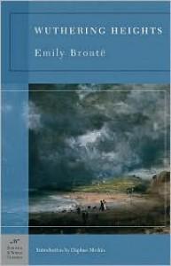 Wuthering Heights - Emily Brontë, Daphne Merkin