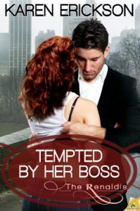 Tempted by Her Boss - Karen  Erickson