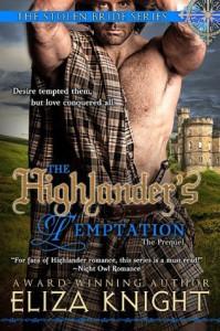 The Highlander's Temptation - Eliza Knight