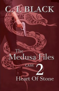 The Medusa Files, Case 2: Heart of Stone - C.I. Black