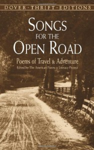 Songs for the Open Road: Poems of Travel and Adventure (Dover Thrift Editions) -