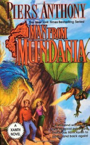 Man from Mundania - Piers Anthony