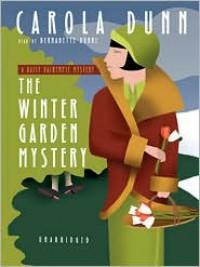 The Winter Garden Mystery  - Carola Dunn, Bernadette Dunne
