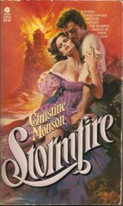 Stormfire - Christine Monson