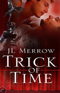 Trick of Time - J.L. Merrow