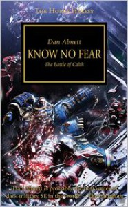 Know No Fear - Dan Abnett