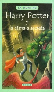 Harry Potter y la Camara Secreta = Harry Potter and the Chamber of Secrets   [SPA-HARRY POTTER Y LA CAMARA S] [Spanish Edition] [Hardcover] - The Summary Guy