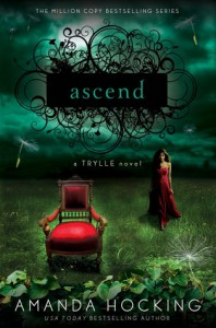 Ascend (Trylle Trilogy #3) - Amanda Hocking
