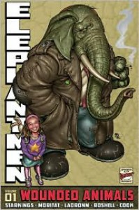 Elephantmen, Volume 1: Wounded Animals - Various Artists,  Joe Kelly,  Richard Starkings