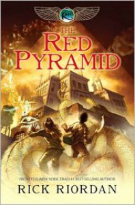 The Red Pyramid (Kane Chronicles Series #1) -