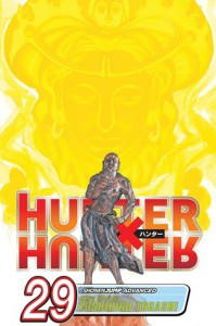 Hunter x Hunter, Vol. 29 (Hunter x Hunter, #29) - Yoshihiro Togashi