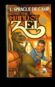 The Hand of Zei - L. Sprague de Camp