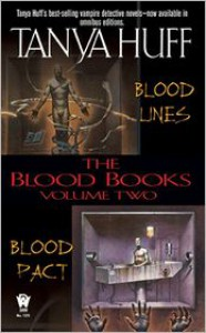 The Blood Books, Volume II - Tanya Huff