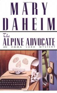 The Alpine Advocate - Mary Daheim