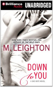 Down to You  - M. Leighton, Kate Rudd, Benjamin L. Darcie