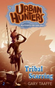 Tribal Scarring (Urban Hunters) - Gary Taaffe