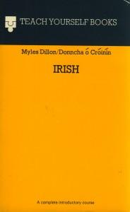Teach Yourself Irish (Teach Yourself) - Myles Dillon, Donncha Ó Cróinín