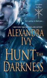 Hunt the Darkness (Guardians of Eternity) - Alexandra Ivy