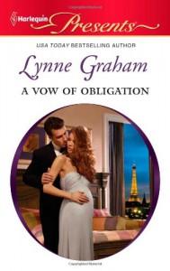 A Vow of Obligation - Lynne Graham
