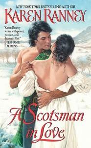 A Scotsman in Love - Karen Ranney
