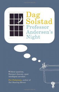Professor Andersen's Night - Dag Solstad, Scott Langeland