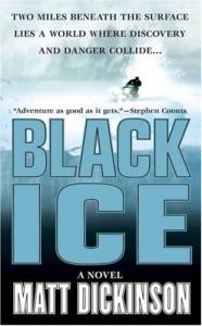 Black Ice - Matt Dickinson