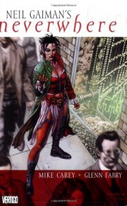 Neverwhere - Mike Carey, Glenn Fabry, Neil Gaiman