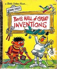 Bert's Hall Of Great Inventions - Revena Dwight, Jolly Roger Bradfield