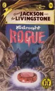 Midnight Rogue - Graeme Davis
