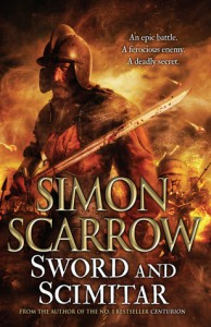 Sword and Scimitar - Simon Scarrow