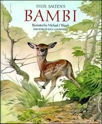 Bambi: A Life in the Woods - Felix Salten, Michael J. Woods
