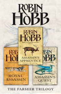 The Complete Farseer Trilogy: Assassin's Apprentice, Royal Assassin, Assassin's Quest - Robin Hobb
