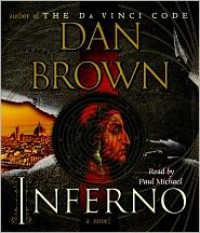 Inferno - Dan Brown,  Read by Paul Michael