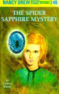 The Spider Sapphire Mystery - Carolyn Keene