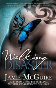 Walking Disaster  - Jamie McGuire