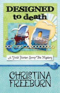 Designed to Death - Christina Freeburn