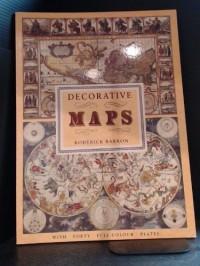 Decorative Maps - Roderick Barron