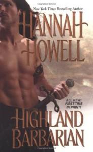 Highland Barbarian - Hannah Howell